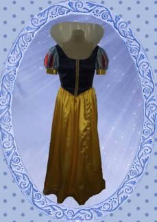 Snow white fancy dress
